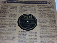 SY OLIVER But She's My Buddy's Chick/ Castle Rock 78 Decca 27718 vg+