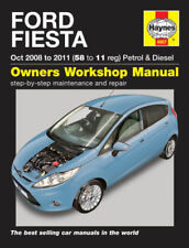 FORD FIESTA  2008 to 2011 Haynes Manual