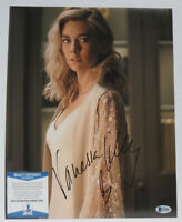 VANESSA KIRBY signed 11x14 photo MISSION IMPOSSIBLE WHITE WIDOW BECKETT BAS