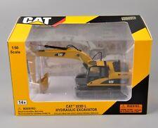 1/50 55215 CAT Caterpillar 323D L Hydraulic Excavator Diecast Model Vehicle Toy