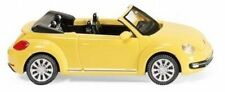 Wiking 002801 - VW The Beetle Cabriolet - saturn-yellow (1:87)_NEU/OVP