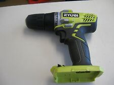 "Ryobi HJP003 12V Li-Ion 3/8""  Cordless Drill/Driver BARE TOOL Only"