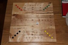 Handmade Aggravation Game Board
