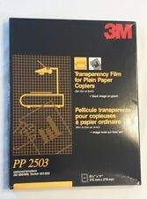 Transparency Film Box of 50
