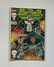 Marvel The Punisher: War Zone #6 Vol #1 August 1992 NM Now It's War