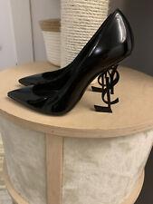 Saint Laurent women Shoes YSL opyum heels 37/4 absolutely original