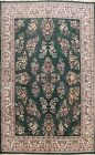 Vintage Floral Agra Oriental Area Rug Hand-knotted Wool Living Room 8x12 Carpet