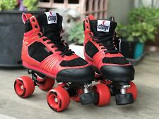 Chaya Jump Red - Roller Skates - Size 39, US7, UK6, 25.1cm
