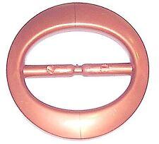 Schalring für Schals, Tücher.... rost Ø 68 mm