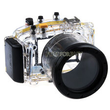 PRO 40M Waterproof Underwater Housing Case for Panasonic GF3 Camera+14-42mm Lens