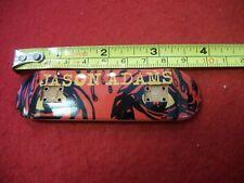 TECH DECK Black Label Skateboard Fingerboard JASON ADAMS