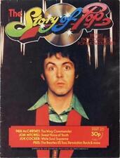 Wings Paul McCartney Joni Mitchell Joe Cocker mag