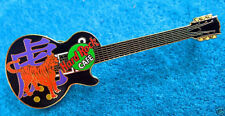 CHINESE YEAR of TIGER ZODIAC GIBSON LES PAUL GUITAR SERIES Hard Rock Cafe PIN