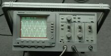 TEKTRONIX TAS465 DUAL TRACE OSCILLOSCOPE 100 MHZ, Works Great