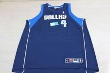 Nike Nba Dallas Mavericks Mavs Michael Finley #4 Dri-Fit Jersey 56 3Xl