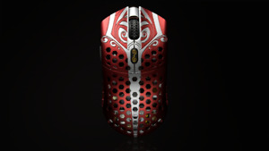 Finalmouse Starlight-12 Ares (Small) Red Gaming Mouse LE / 2500 IN HAND