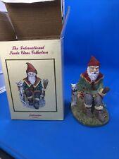 The International Santa Claus Collection Jultomten Sweden Sc13 1993