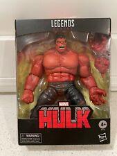Marvel Legends Red Hulk New Sealed