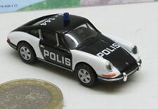 """Herpa  044813  Porsche 911 ´66 """"Polizei"""" (S)"""