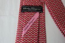 Salvatore Ferragamo Tie Brand New 8cm RRP £140
