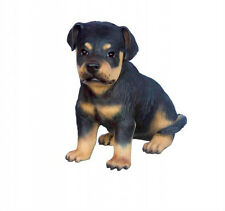 ROTTWEILER Puppy Dog Resin Figure Statue Breed Kennel lifesize like real Germany