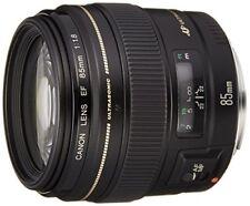 Canon Monofocal Lens Ef85Mm F1.8 Usm Full Size Corresponding