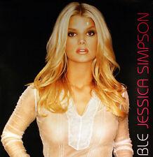 JESSICA SIMPSON 2001 IRRESISTIBLE PROMO POSTER ORIGINAL