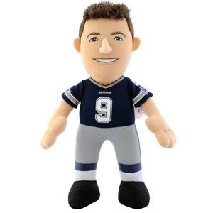 "Bleacher Creatures Dallas Cowboys Tony Romo 10"" Plush Figure"