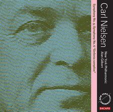 Syms 5 & 6 - Nielsen / Gilbert / New York Philharmonic (2015, SACD NIEUW)