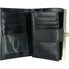 Buxton Women's Black Florence II RFID Lexington Wallet