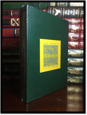 The Hobbit by J.R.R. Tolkien Sealed Deluxe Slipcase Gift Collectible Ed. LoTR