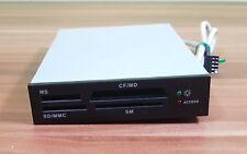 "3,5"" CARD READER USB 2.0 11in1 MS MMC SD CF MD, ecc TOP!"