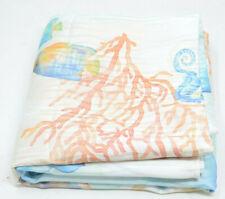 Bacova 72-Inch Seashell Shower Curtain in Multicolor