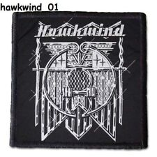 HAWKWIND Patch  4x4 inche (10x10 cm) new