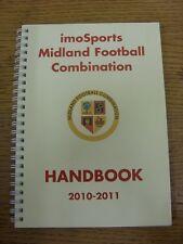 2010/2011 MIDLAND combinazione di calcio: MANUALE UFFICIALE. grazie per la visualizzazione TH
