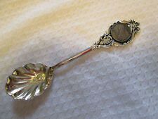 Collectible Silver Plated Spoon Colorado Souvenir