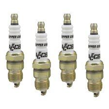 ACCEL 0576S-4 U-Groove Spark Plug Header Plug BA