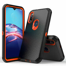 For Motorola Moto E(2020)/E7/E6 Heavy Duty Shockproof Case Cover Fits Otterbox