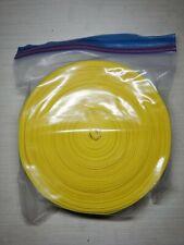 1lb Roll Medium Living Rubber Yellow
