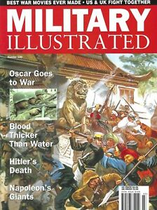Military Illustrated, Issue #130, March 1999, Military History Magazine