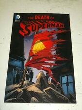 Superman Death of Superman by Jerry Ordway (Paperback)< 9781401266653