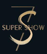 SUPER JUNIOR SUPER SHOW 7S CONCERT OFFICIAL GOODS FILM SET SEALED