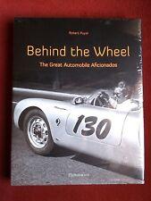 Behind the Wheel, The Great Automobile Aficionados de R. Puyal 2010 neuf