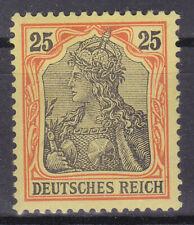 Germany Deutsches Reich 1902 Mi. Nr. 73 25 Pf. Germania Definitive MLH