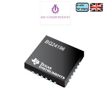 BQ24196 -  I2C Controlled 2.5A Single Cell USB / Adaptor Charger