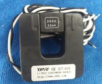 SCT019 200A 33mA Split Core Current Transformer AC current Sensor