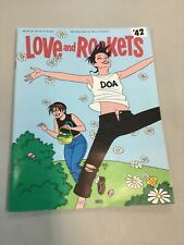 Love And Rockets 42 Magazine 1993