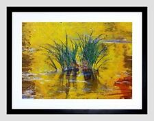 Landscape Abstract Framed Decorative Posters & Prints