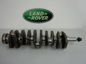 Discovery 2 - Td5 Engine Crankshaft - VGC - HRC2698 - Genuine Land Rover