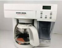 Under The Cabinet 12 Cup Programmable Space Saver Coffee Maker New